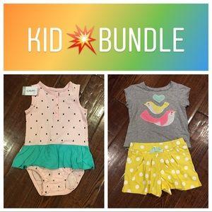 24M Kid Bundle Outfits